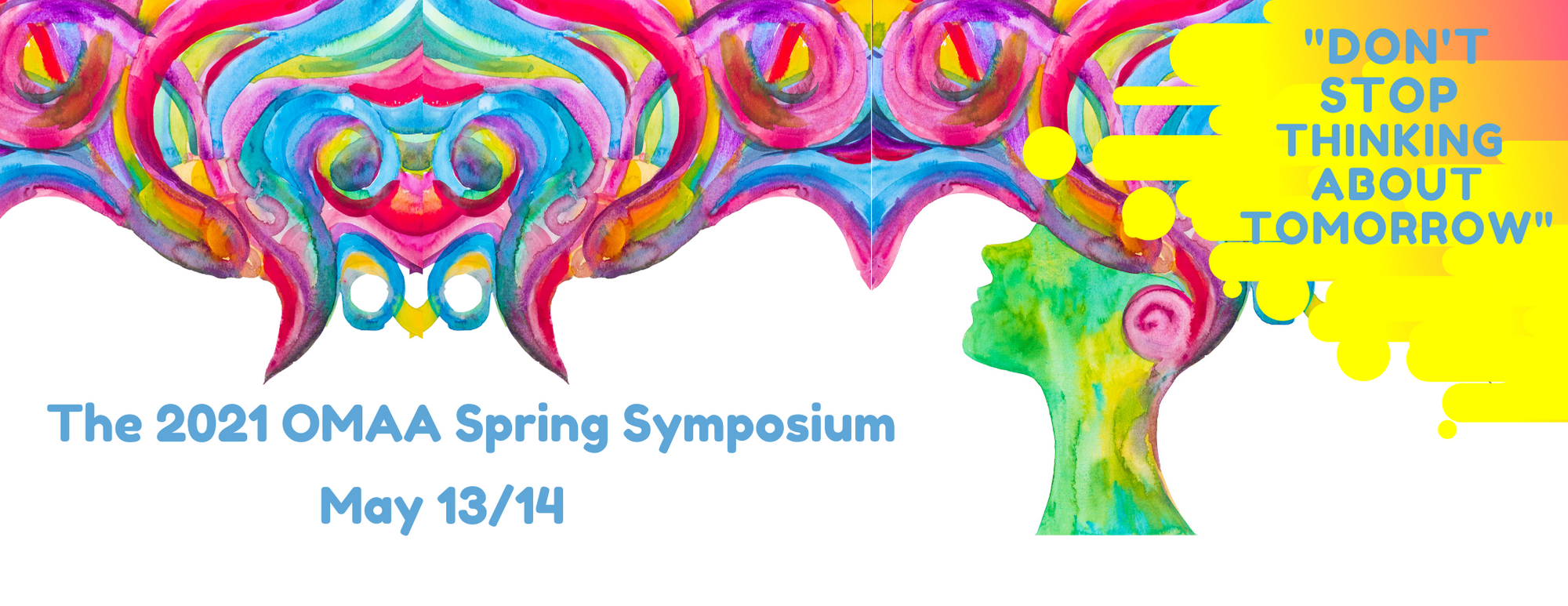 2021 OMAA Spring Symposium Banner