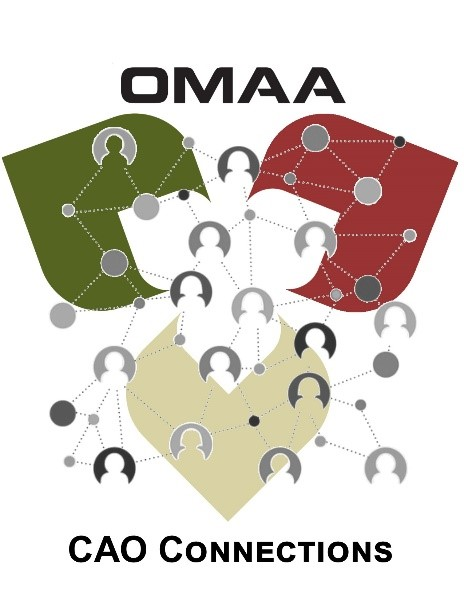 The OMAA CAO Connections Luncheons